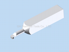 PCD PCBN External Threading Tool