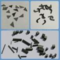 Thick-film CVD diamond dresser logs
