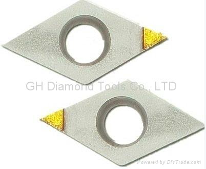 Single Crystal Natural Diamond Inserts