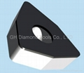 Full Face PCD CBN inserts(WCMA)