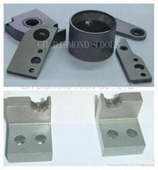 PCD diamond bearing fixer