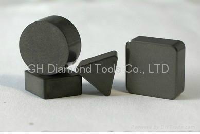 solid CBN/PCBN inserts(RCGX/RCMX) for maching brake disk, rolls 1