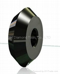 Diamond Glass Scribing Wheel And axle