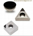 Diamond Indexable CNC Insert PCD Tipped Cutter