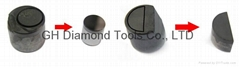 Rework service for PDC cutters,re-size for PDC cutters