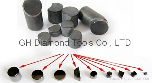 Rework service for PDC cutters,re-size for PDC cutters 2