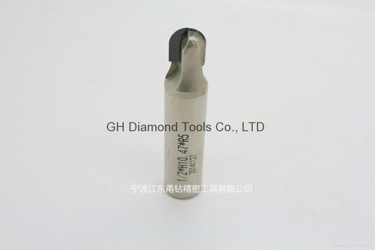 Diamond cove box bit, PCD Woodworking router bits 2