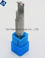 CNC Diamond cutting tools cbn brazed pcd boring tool