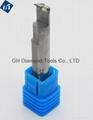 CNC Diamond cutting tools cbn brazed pcd boring tool