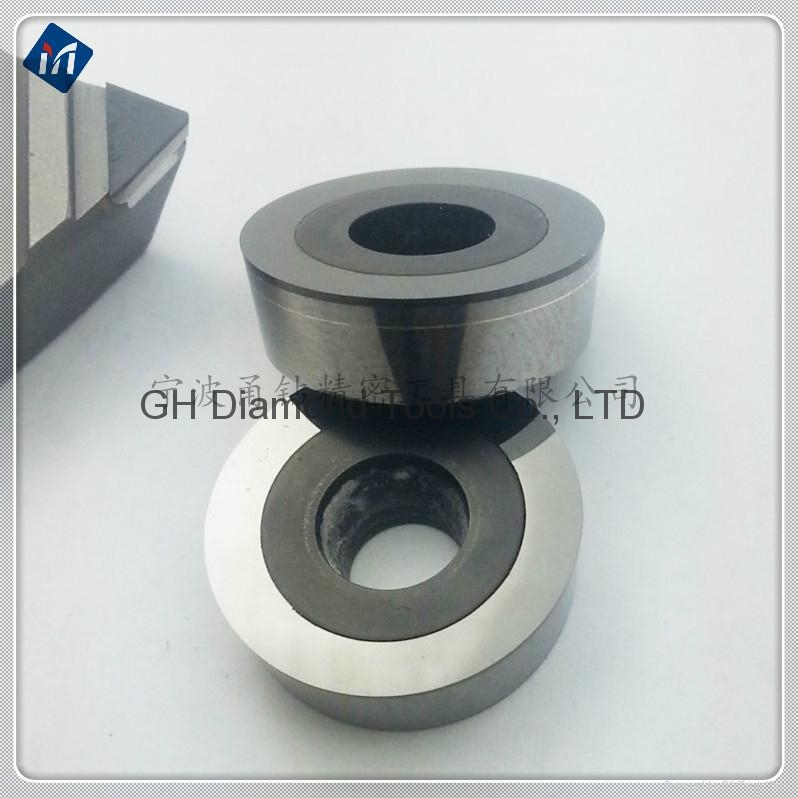 PCD PKD ring inserts with RDMX1604MO