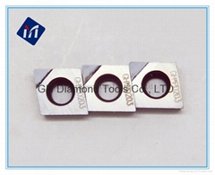 PCD inserts CBN inserts (CCGW)
