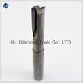 PCD Diamond end mills cutting tools