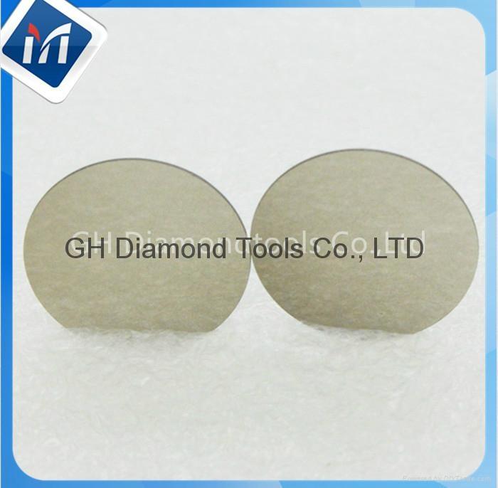 Super quality HPHT CVD synthetic diamonds white diamond cvd plate 1