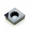 PCD Tipped Indexable Turning tool Chipbreaker Inserts and cutter