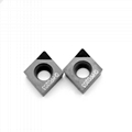 CNC Indexable Tipped PCBN Diamond Insert