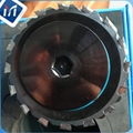 PCD Dimonnd CNC Face Milling Cutter and cartridges 5