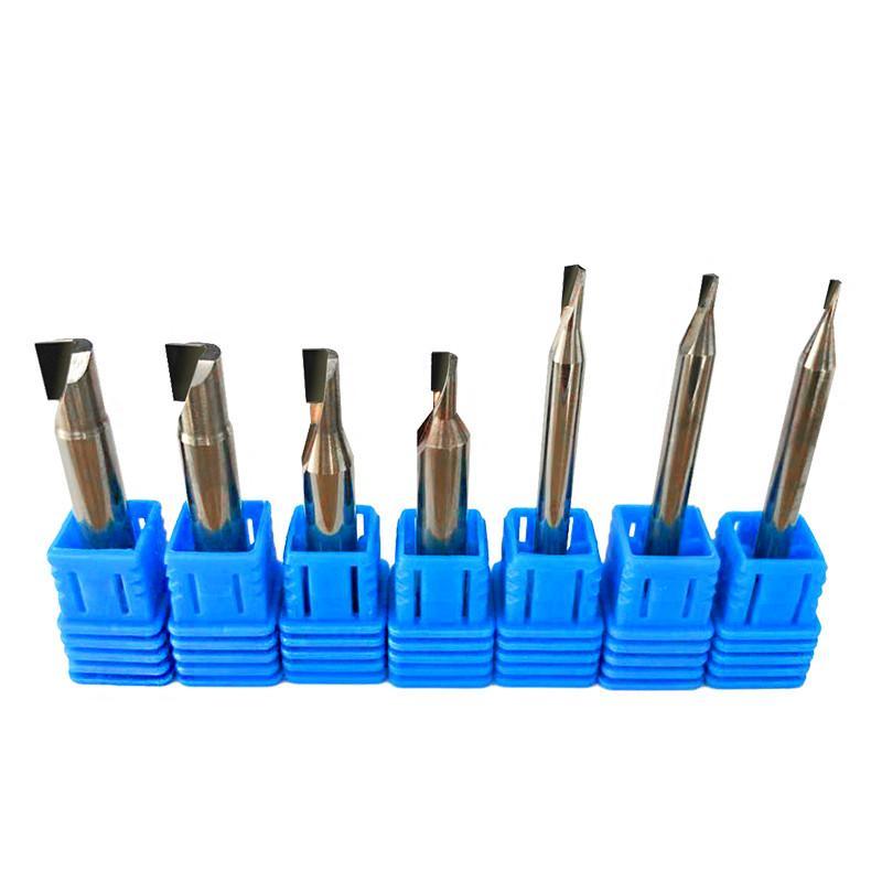 PCD Diamond milling tools endmill cutter 5