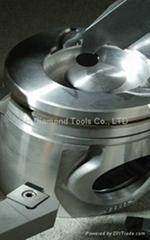 PCD Piston Tool