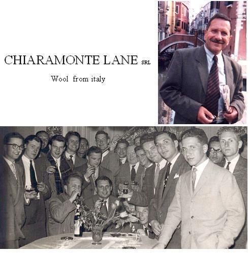 Mr. Franco Chiaramonte (B.W.C  Bremen 1958)