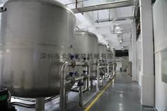 五加仑灌装生产线
