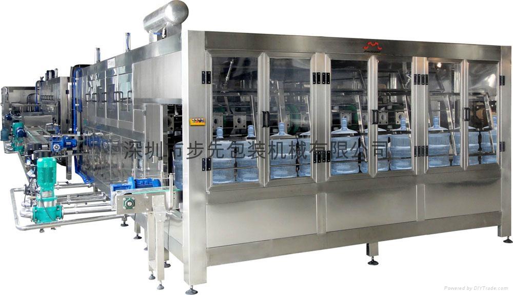 五加侖灌裝生產線 2