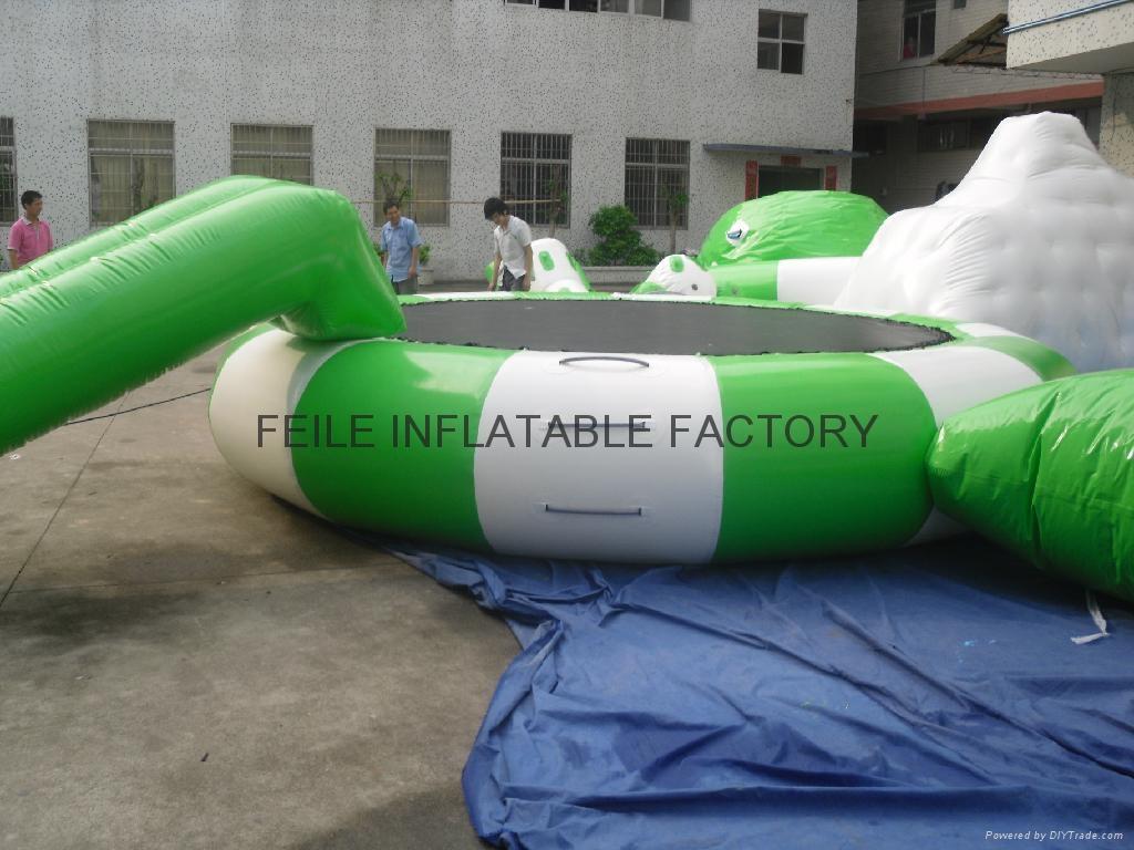 water trampoline 1