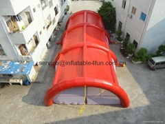 2013 hot sell Inflatable paintball arena