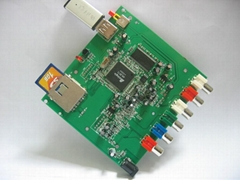 USB/SD Card Audio/music Video Decoder board