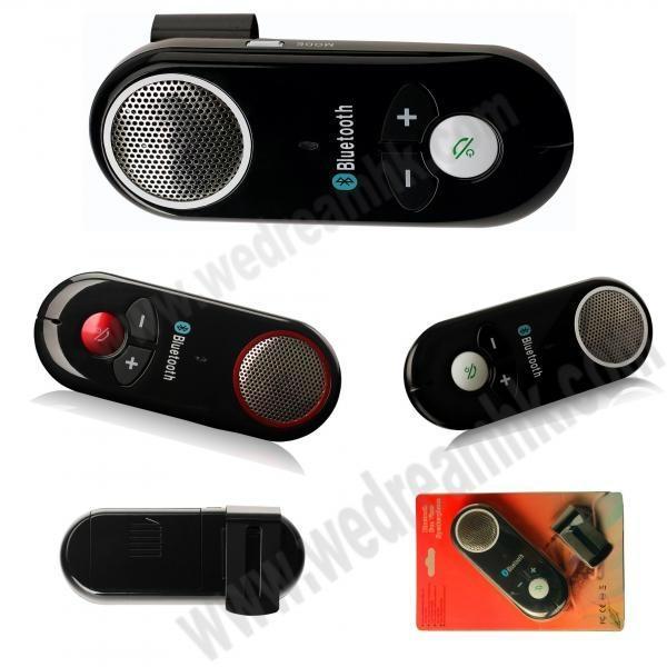 Bluetooth handsfree car kit/Sun Visor Bluetooth hands-free 1