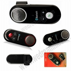 Bluetooth handsfree car kit/Sun Visor Bluetooth hands-free