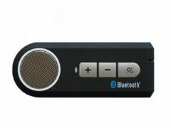 Bluetooth handsfree car kit mirror/Sun