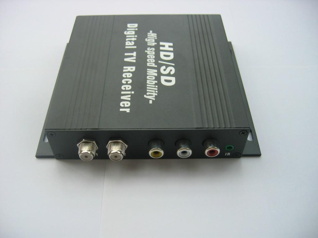 Sell Car DVB-T Digital TV Receiver