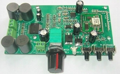 Bluetooth 20W Stereo Power Amplifier