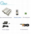 Exhibition Video Promo controller/Button RS485 command /Promotional file HD play 7