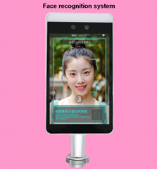 Intelligent face recognition terminal switch / brush face switch/Portrait switch