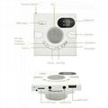 86 Horizontal wall type  Bluetooth Music small speaker box 4