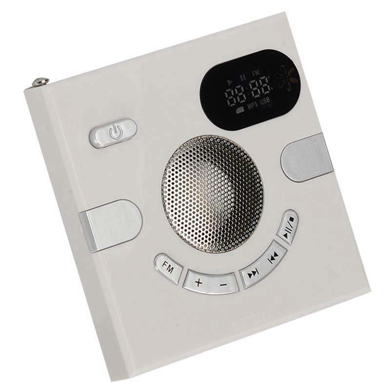 86 Horizontal wall type  Bluetooth Music small speaker box 5
