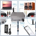 Bluetooth power amplifier 40W and 40W output Built in batte4000mAh external spe 2