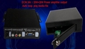 Auto loop media file player 720p media