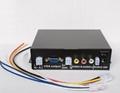 Auto loop media file player/720p media player DC12V~24V 4