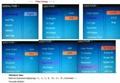 汽車巴士總線廣告播放器/自動循環媒體文件播放器/720p媒體播放器 8