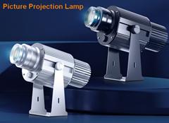 LED廣告靜態圖片投影燈地面商鋪投射燈35W