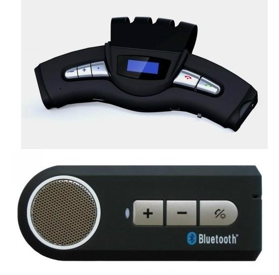 Bluetooth handsfree car