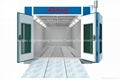 Paint Booth (Model: JZJ-9200) 2