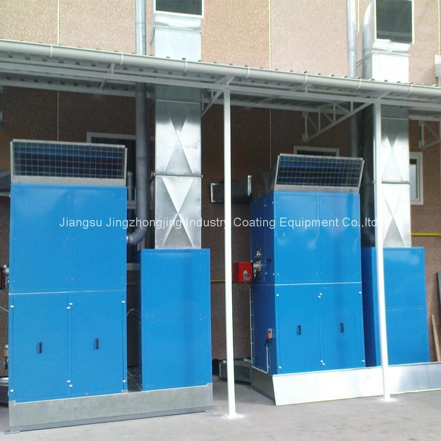 Ventilation System Install Outside (model: JZJ-9400) 1
