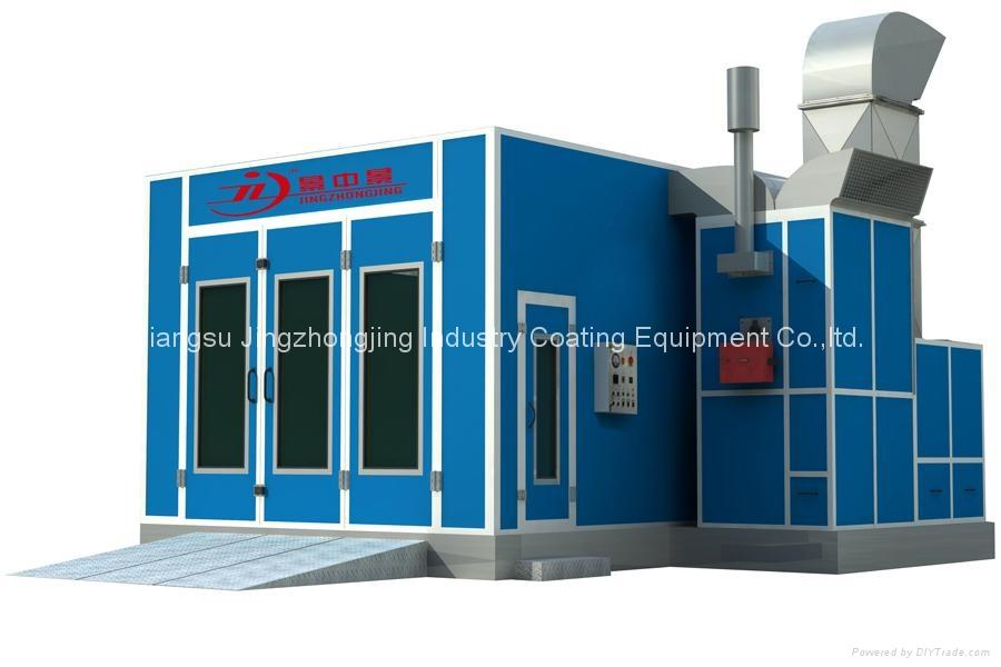 Paint Booth (Model: JZJ-9400) 1
