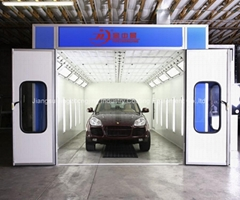 Jzj Spray Booth for Pors