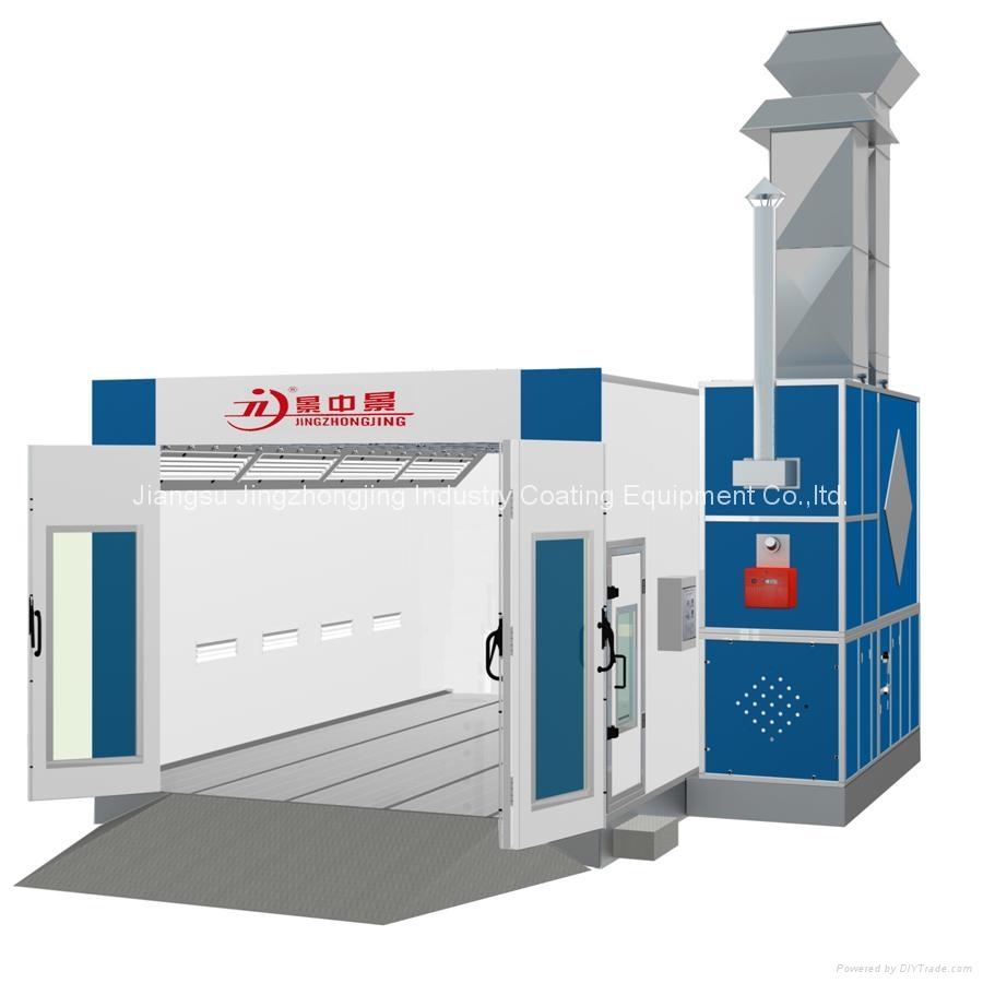 Automobile Paint Booth for North European Market (Model: JZJ-9600) 1