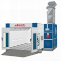 Automobile Paint Booth for North