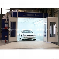 Car Spray Booth for Benz